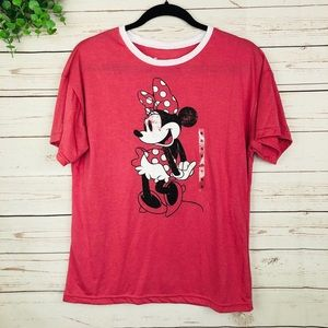 Minnie Mouse Shirt NWT Small